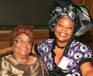 Gbowee and Sirleaf
