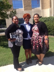 Celebrating Dr. Dana Hines' Dissertation Defense